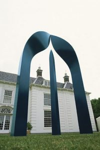 Icons, gate, iconography, Fences, entrance gate, Flower, Plant, Artistduo Huub & Adelheid Kortekaas, art, sculpture, design, street-architecture, garden architecture, garden design, Quantum Art, 33 Gates between Earth and Heaven,