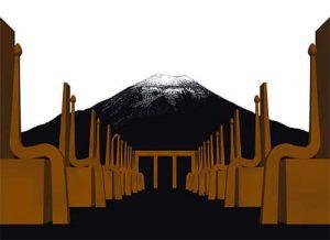 Anima Mundi, Ziel van de Wereld, Tempel van bewustwording, tempel, beeldendkunstenaarsduo Adelheid & Huub Kortekaas, De Tempelhof, Pelgrimsplek