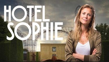 De Tempelhof, Huub & Adelheid Kortekaas, Hotel Sophie, tv programma BNN-Vara, Regie Witte Geit